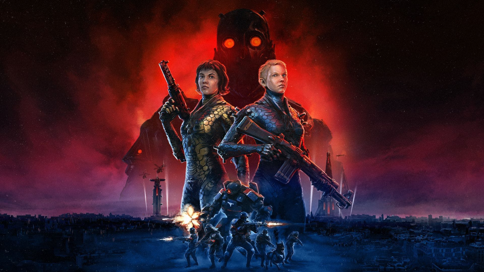 Wolfenstein Youngblood MachineGames Bethesda E3 2019