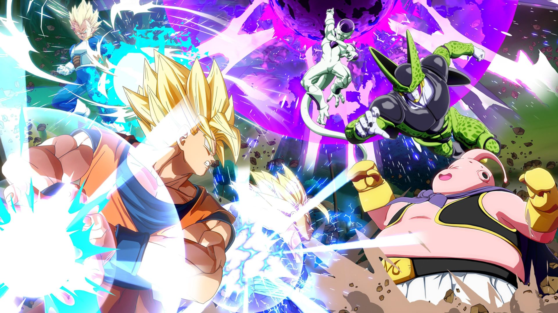 Dragon Ball FighterZ Bandai Namco