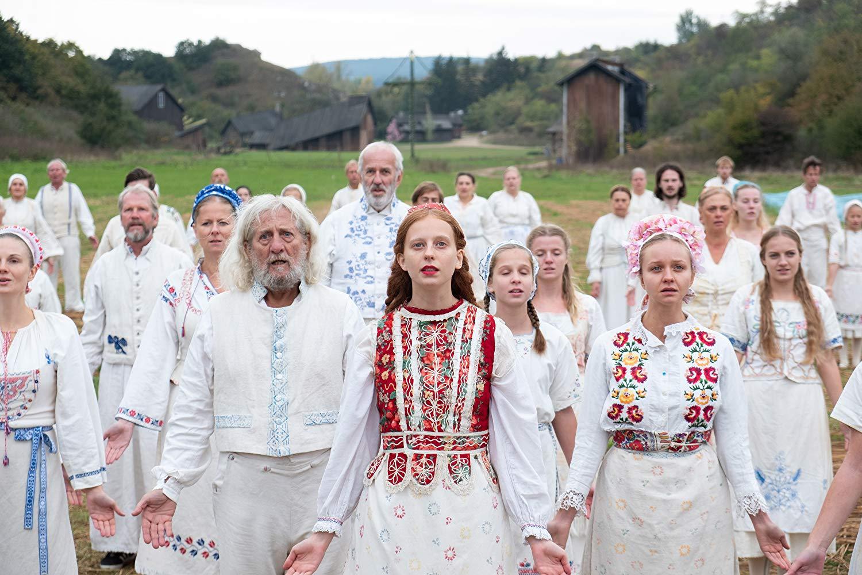 Midsommar Il villaggio dei dannati