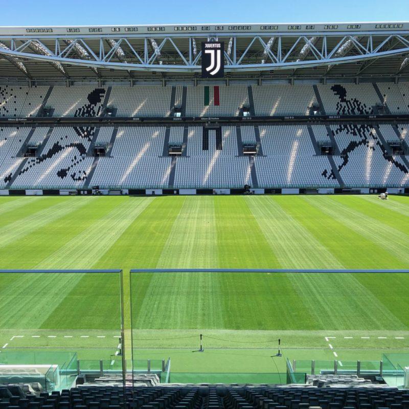 PES 2020 Allianz Stadium