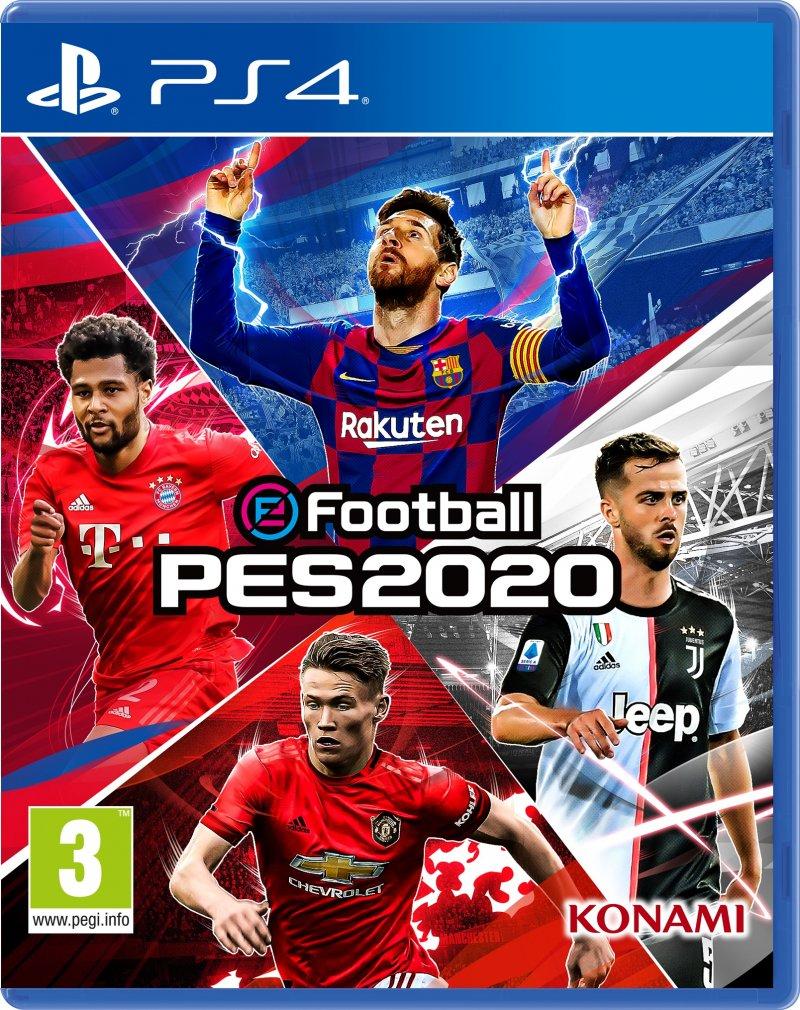 eFootball PES 202