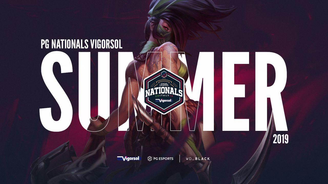 PG Nationals Vigorsol