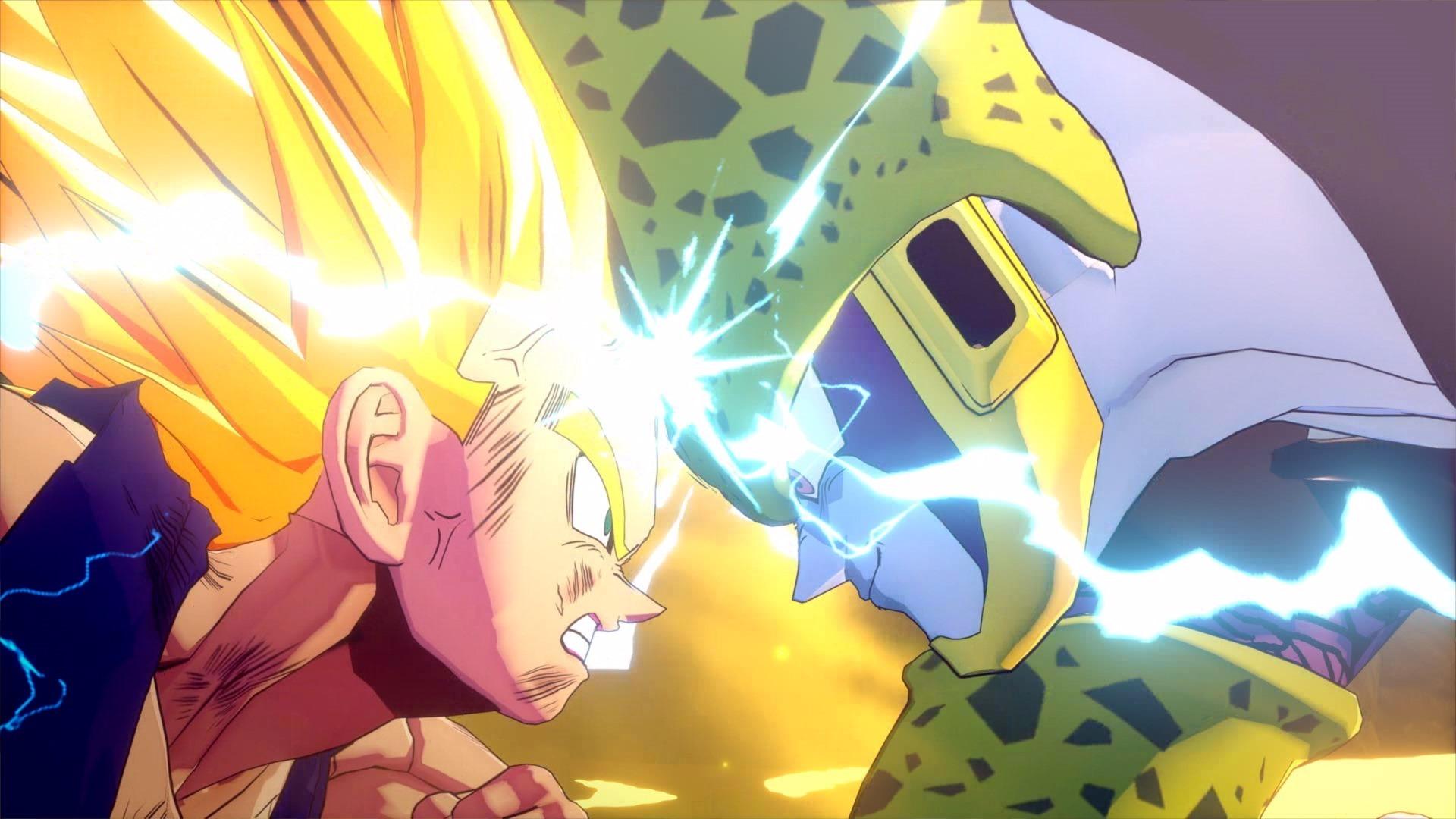 Dragon Ball Z Kakarot CyberConnect2 Bandai Namco