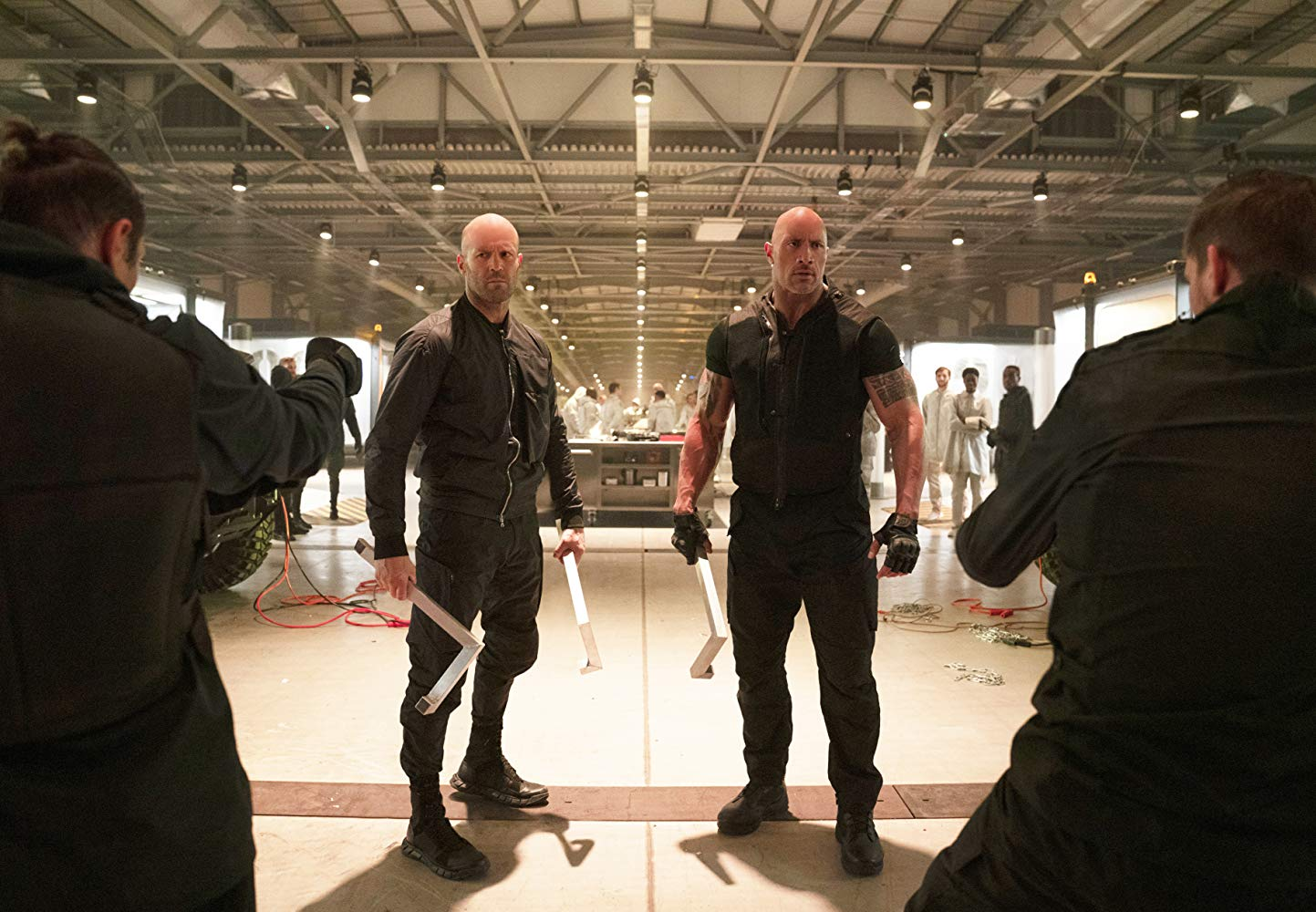 Fast and Furious Hobbs e Shaw