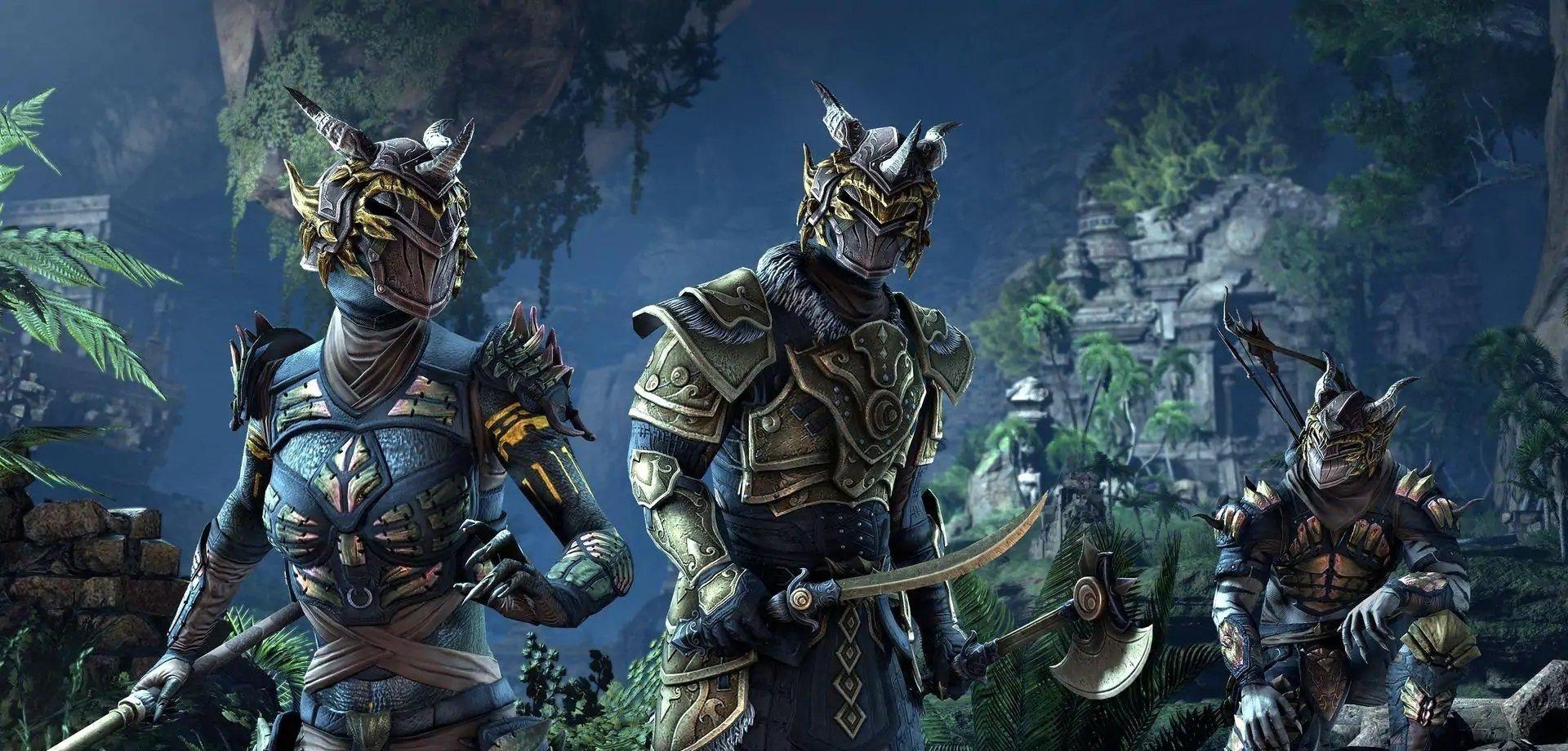 The Elder Scrolls Online Scalebreaker