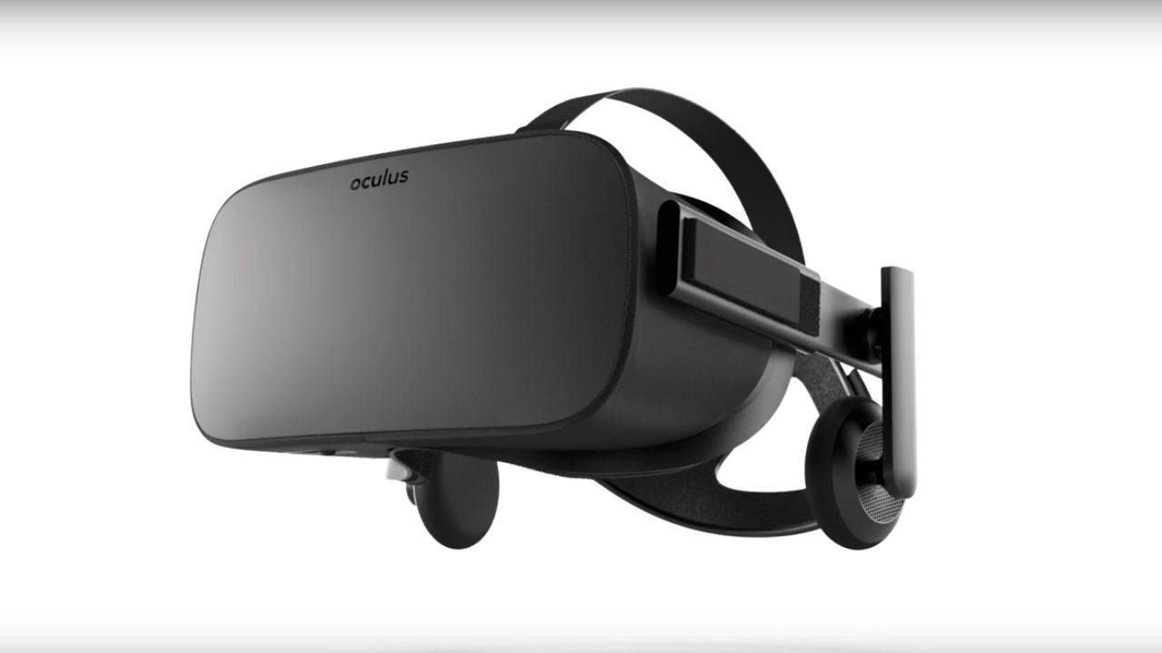 Insomniac Games Oculus Rift
