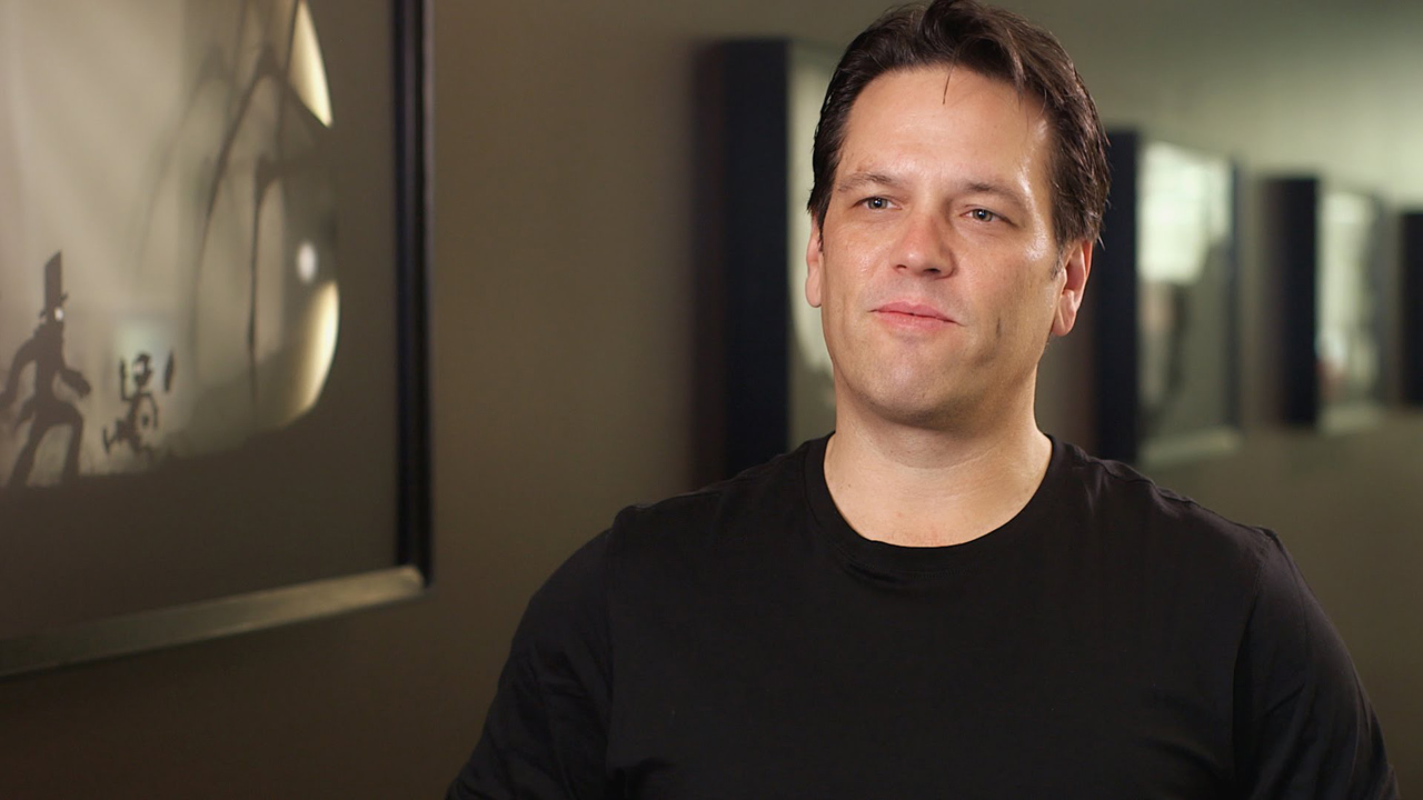Xbox Head Of Phil Spencer