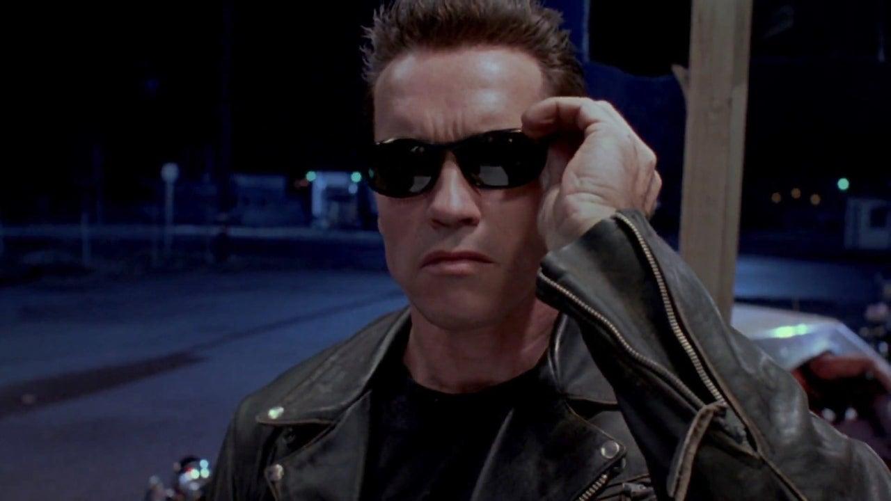 Mortal Kombat 11 The Terminator