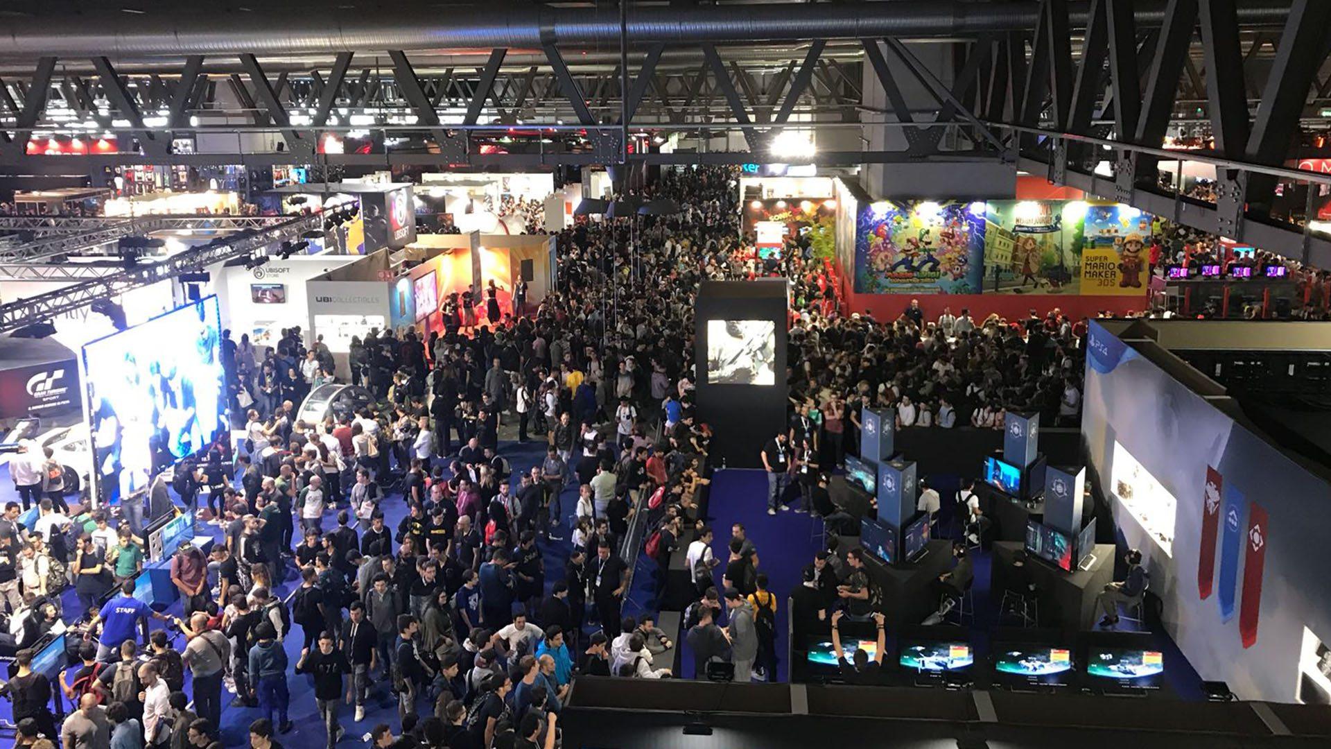Risultati immagini per milan gaming week