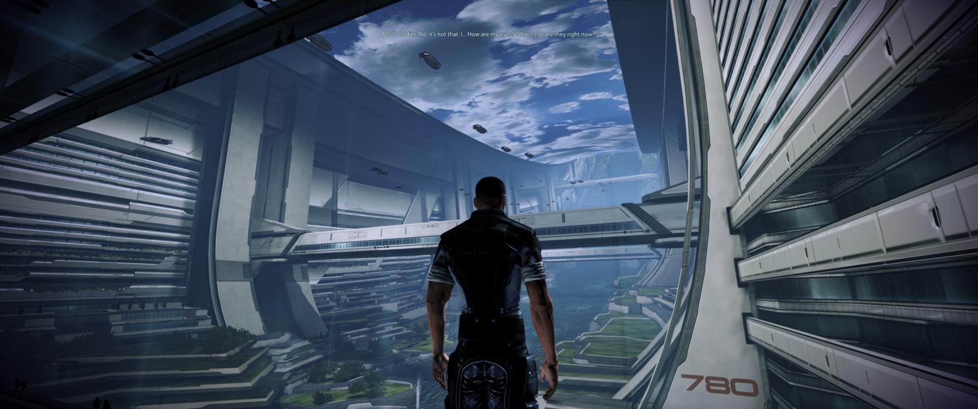 Mass Effect Cittadella