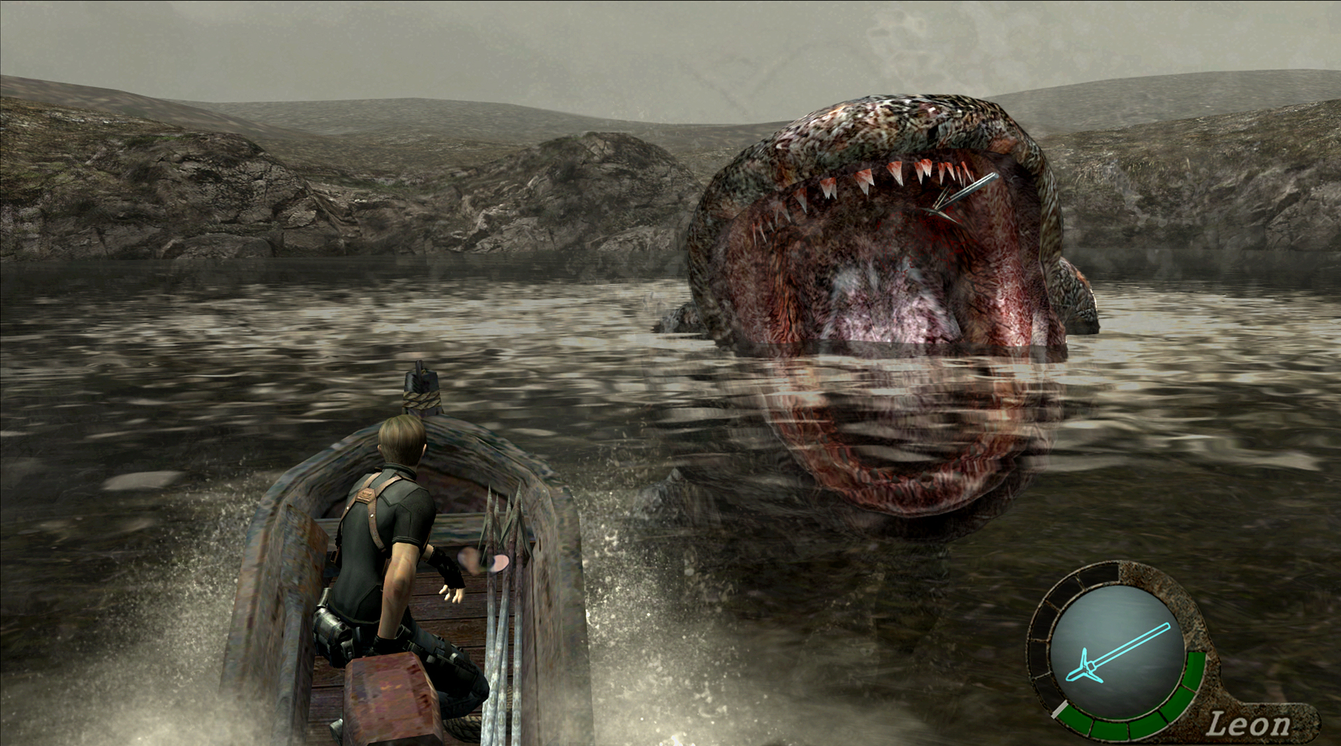 Resident Evil 4 Xbox Game Pass