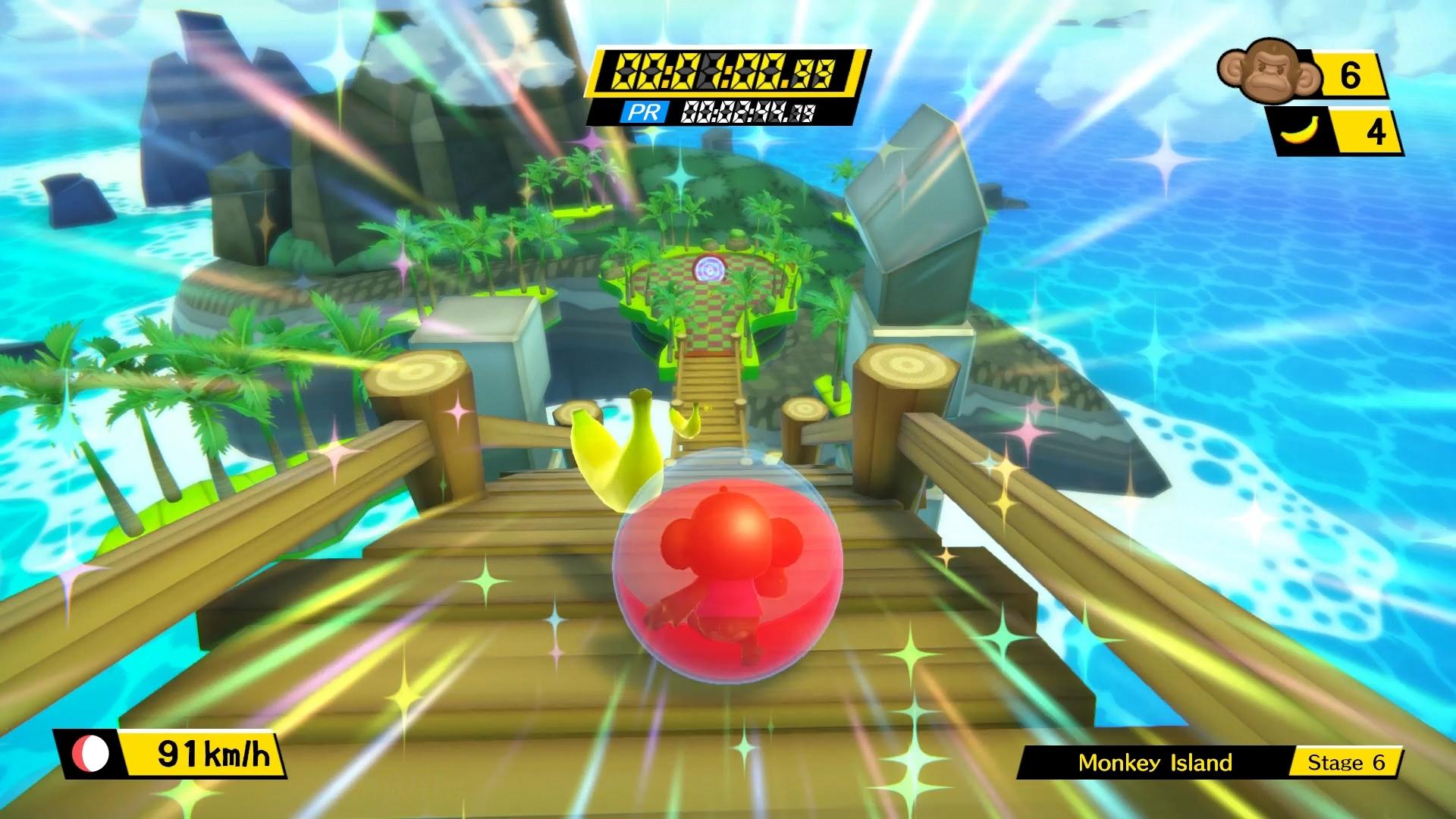 Super Monkey Ball Banana Blitz screenshot