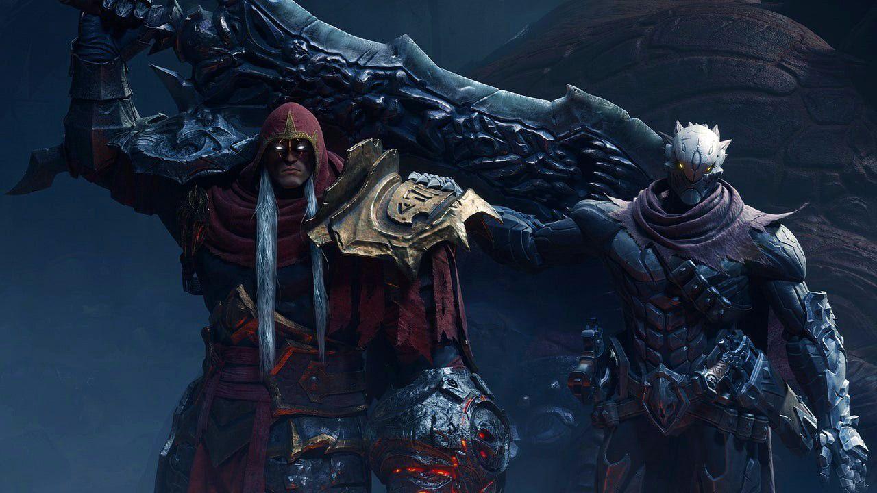 Darkisders Genesis