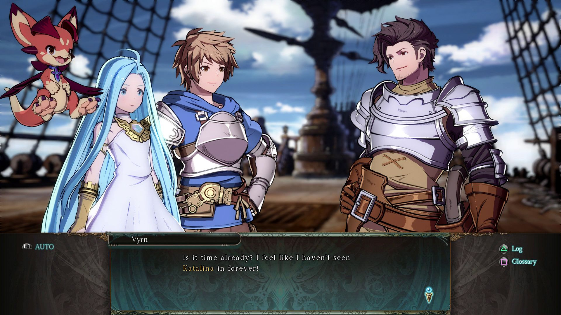 Granblue Fantasy Versus RPG Mode