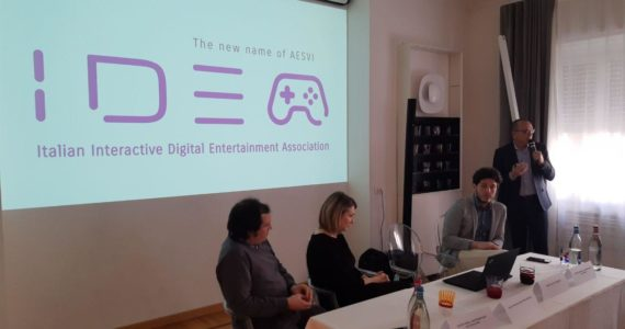 IIDEA - Italian Interactive Digital Enterntaiment Association