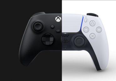 DualSense vs Pad Series X