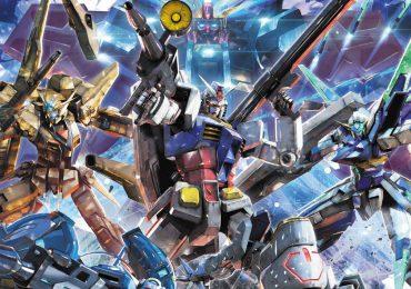 Mobile Suit Gundam Extreme vs Maxiboost On