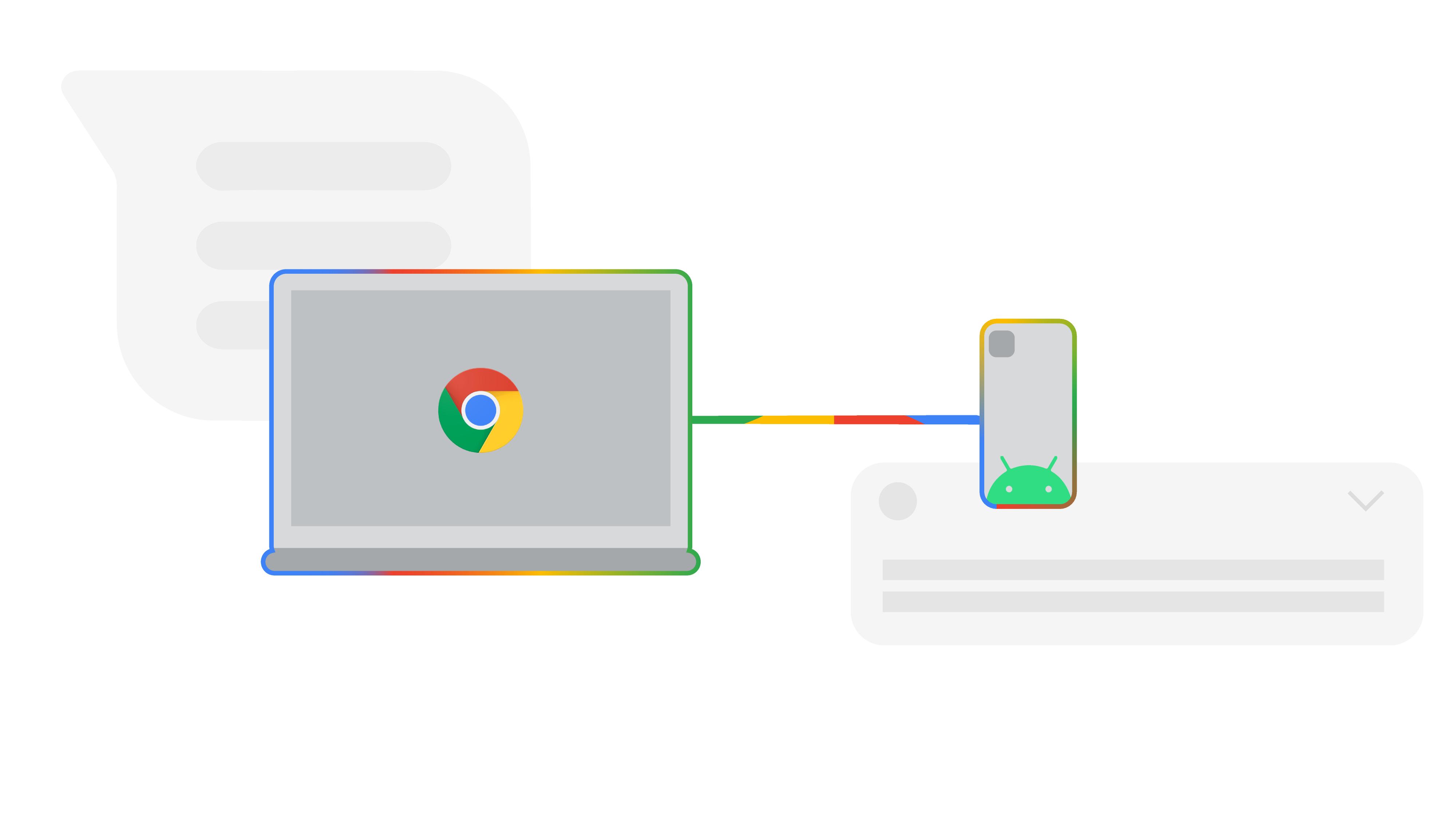 Chrome OS: piu' integrazio con gli Smartphone in futuro