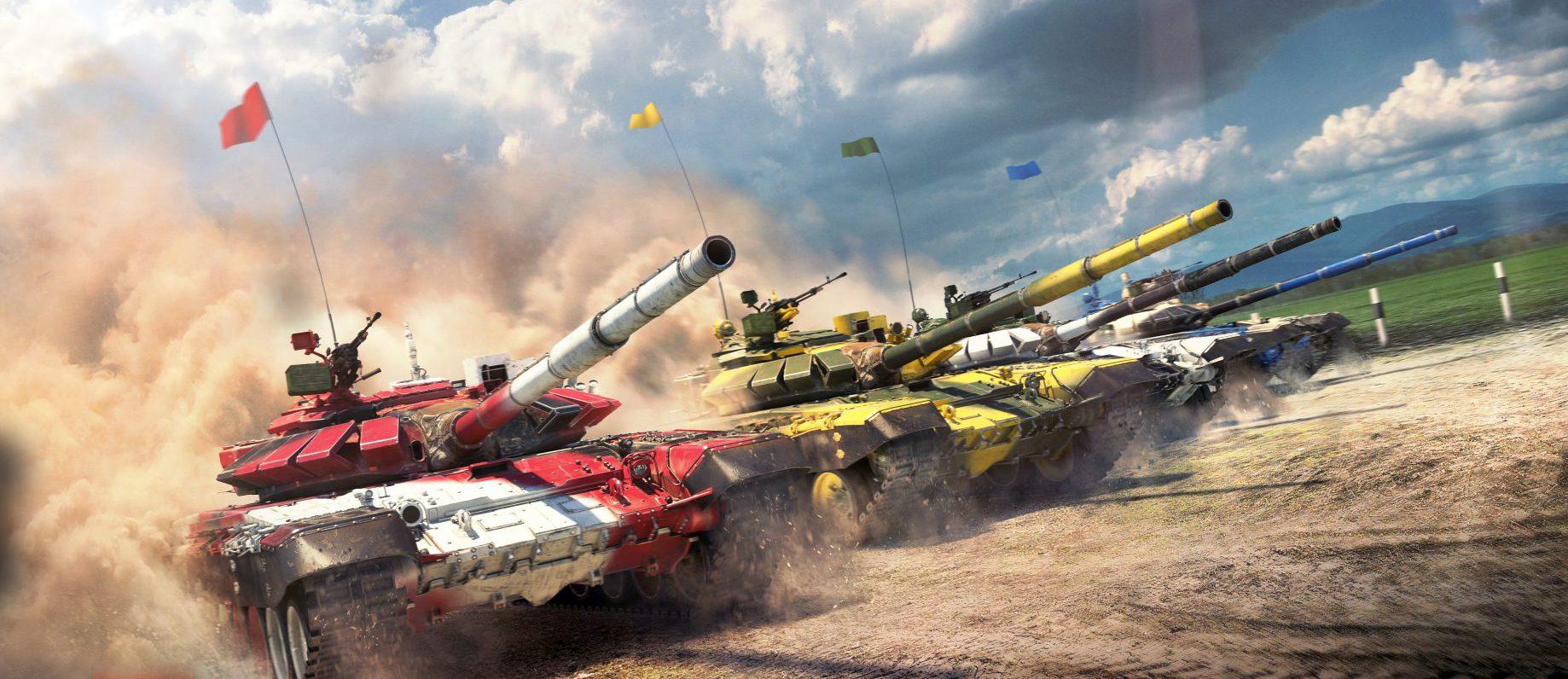 War Thunder: trailer per l'evento Tank Biathlon | GamesVillage.it