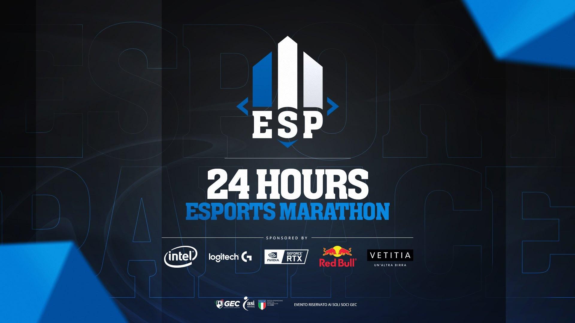 24H Esports Marathon