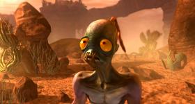 Oddworld Abe's Oddysee New'n'Tasty