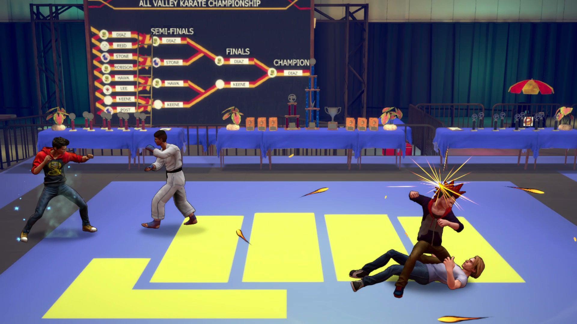 Cobra Kai The Karate Kid Saga Continues Recensione: colpi marziali dal  passato   GamesVillage.it