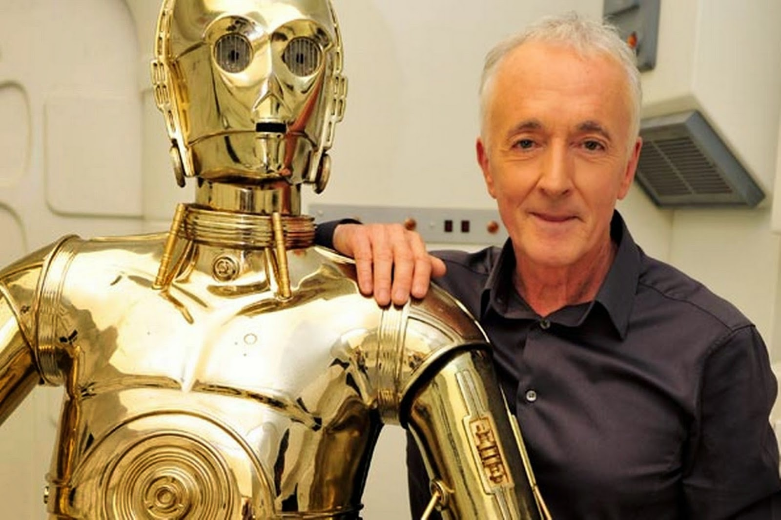 Anthony Daniels - C-3PO