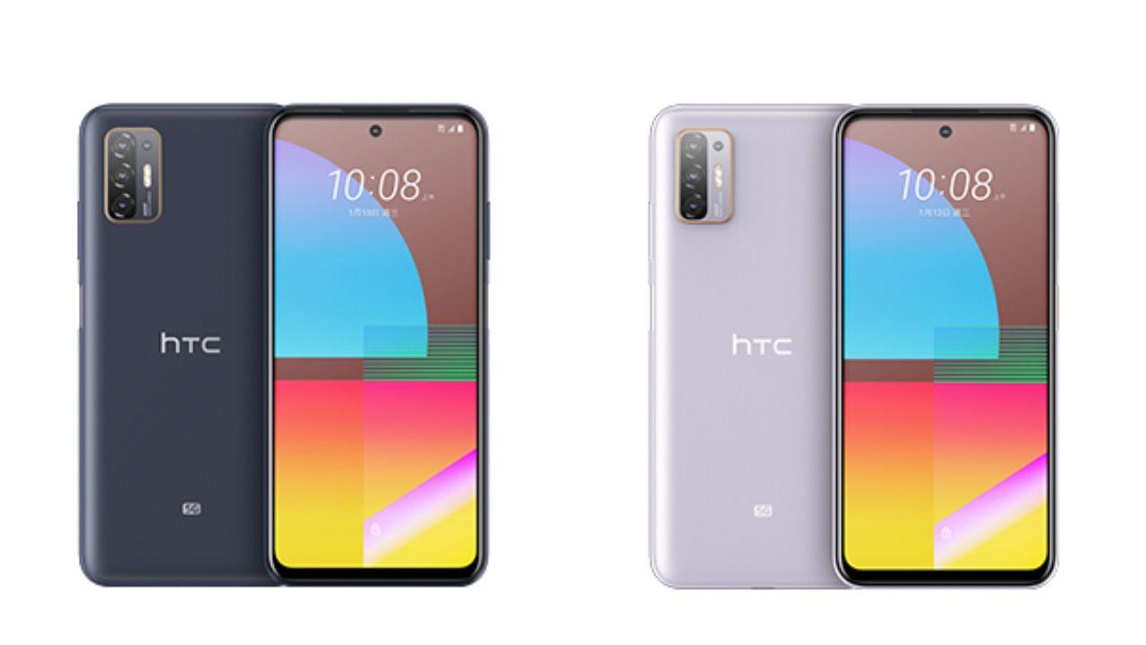 HTC ha annunciato silenziosamente il suo smartphone di fascia media compatibile con il 5G, il Desire 21 Pro 5G, per il momento, preordinabile solo a Taiwan.