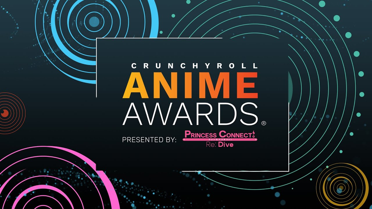 Crucnhyroll Anime Awards