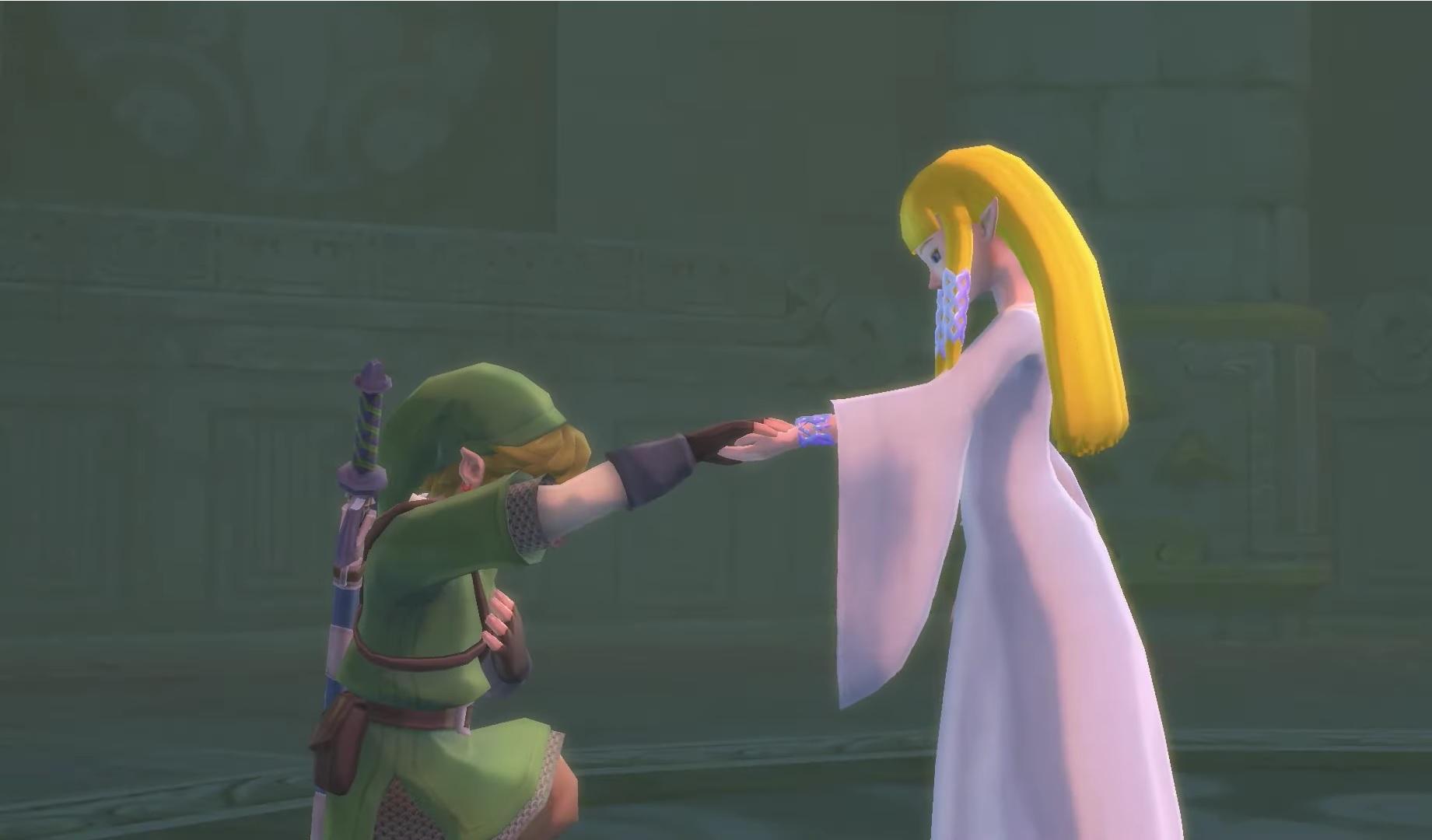 The Legend of Zelda Skyward Sword HD