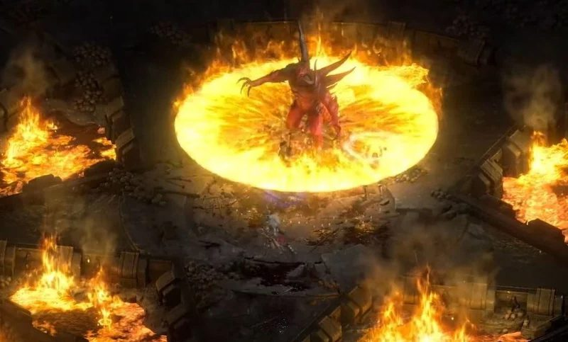 Diablo 2 Resurrected anteprima