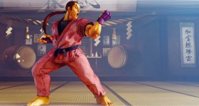 Street Fighter V CE - Dan Character Art