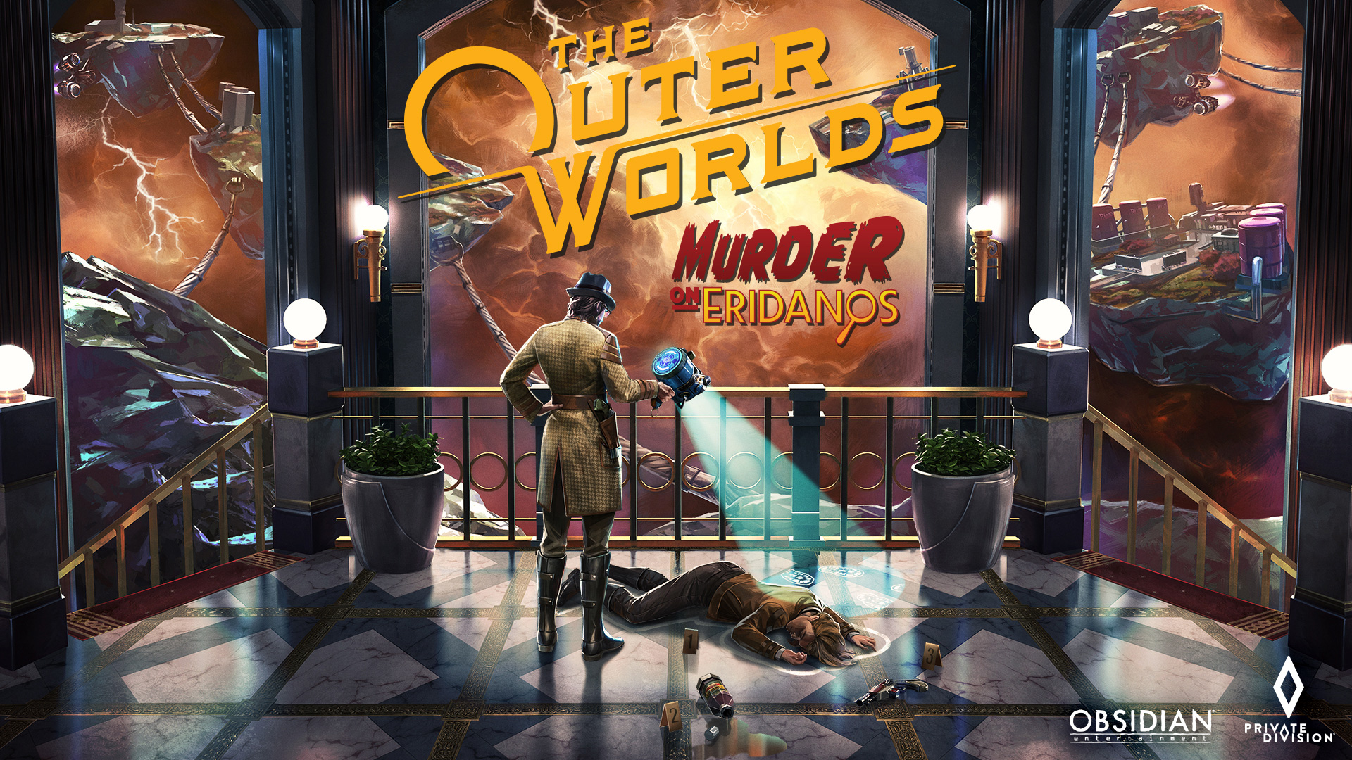 The Outer Worlds Assassinio su Eridano