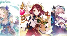 Atelier Mysterious Trilogy Deluxe Pack DX