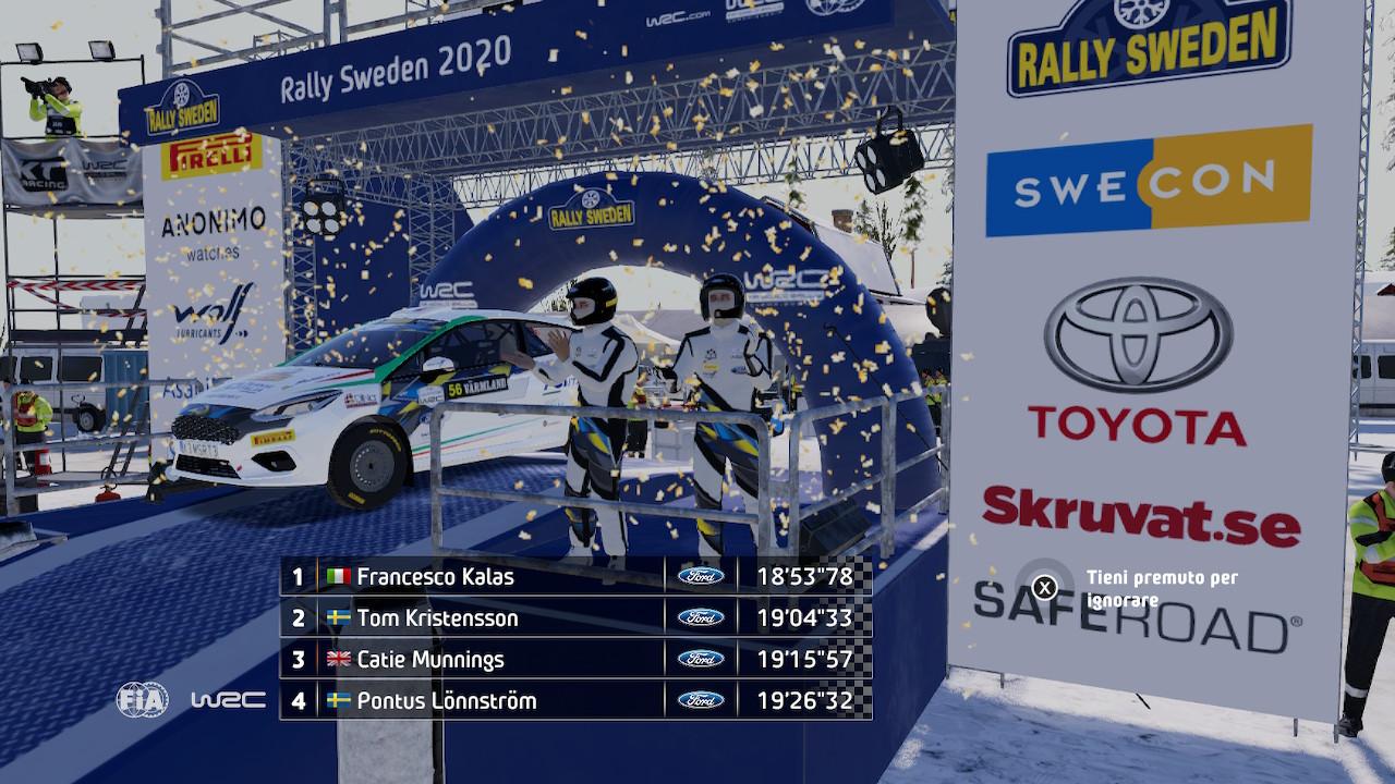 WRC 9 Fia World Rally Championship Nintendo Switch
