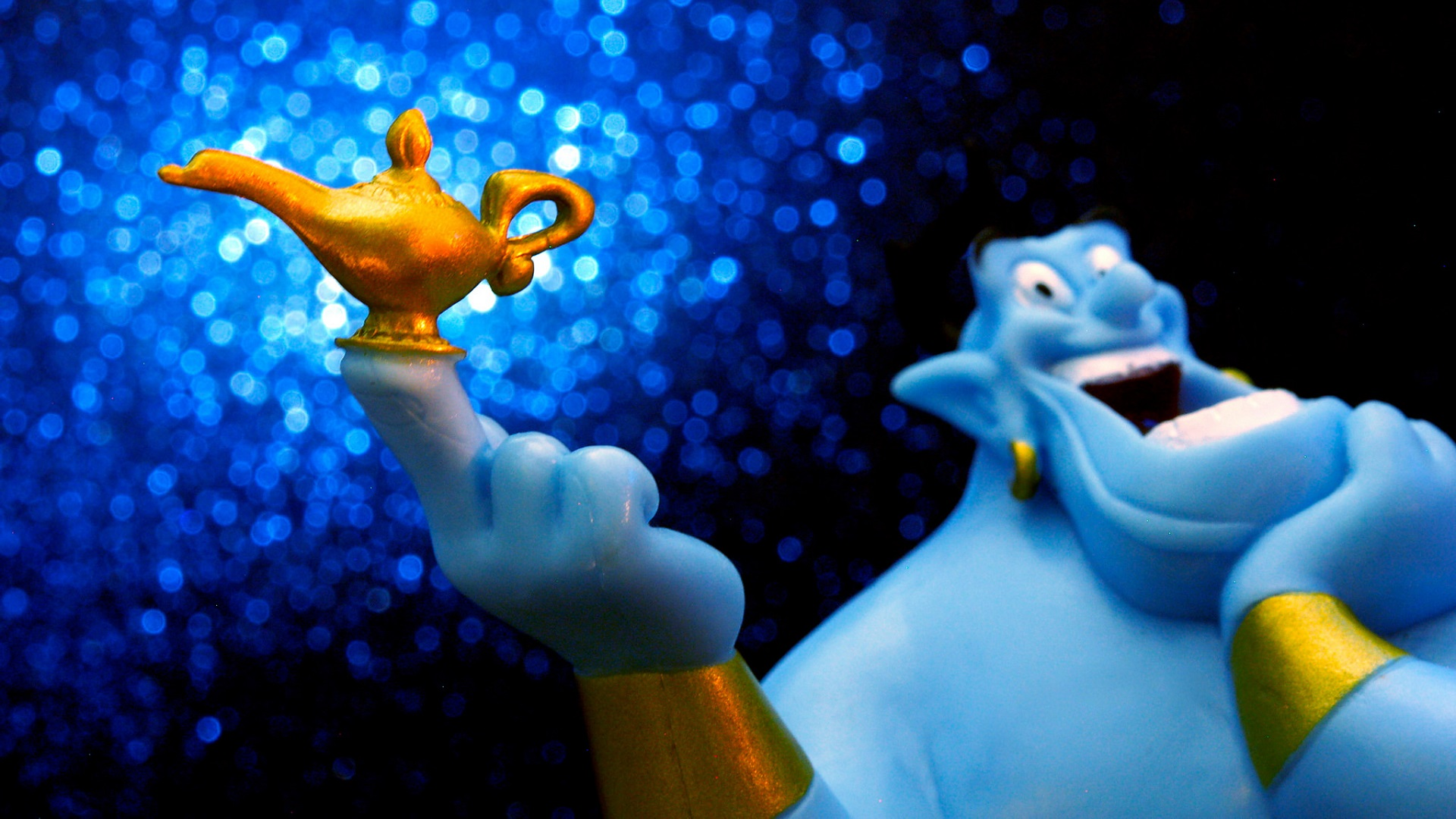 Fantasy Aladdin Genio