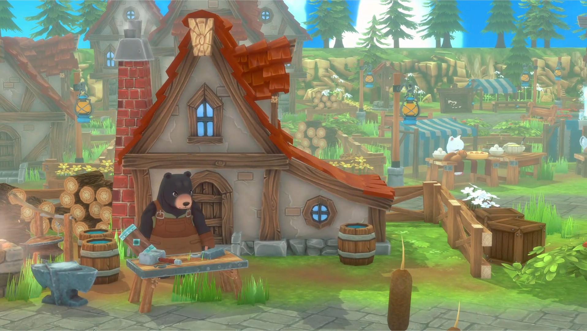 Kitaria Fables: titolo che verrà lanciato il 3 settembre   GamesVillage.it