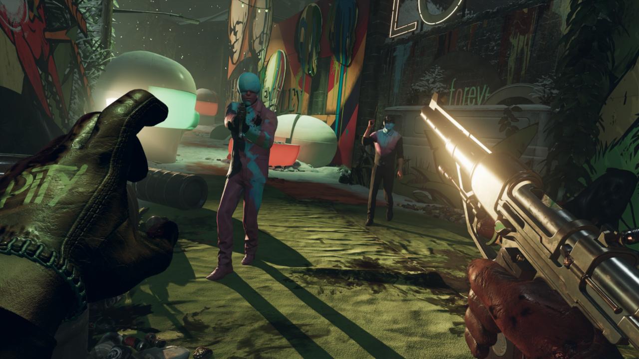 Deathloop gameplay