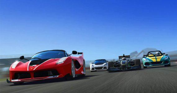 Ferrari Mobile Esports Series Real Racing 3